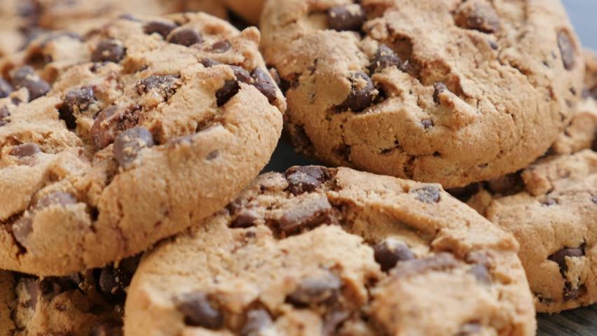 Hot Chocolate Triple Chocolate Chip Cookies | Tasty Kitchen Blog