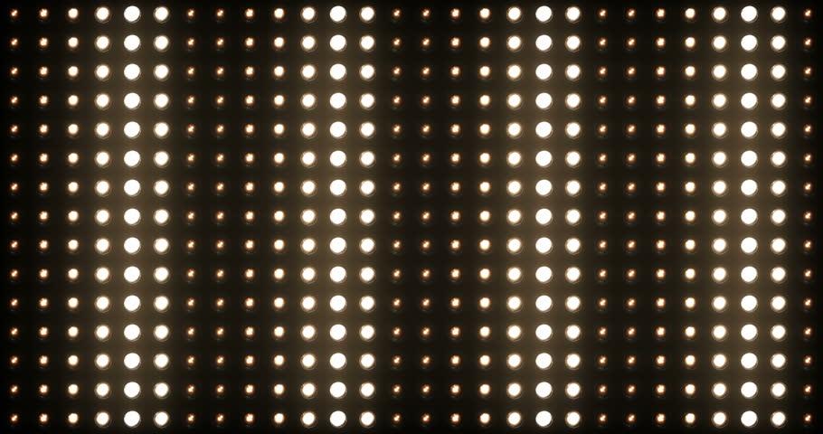 Wall Led Bulbs : Flashing Lights Spotlight Bulb Flood Lights Vj Led Wall Stage Led Display Blinking Lights 4K ...