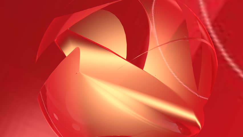 news style sphere abstract motion background