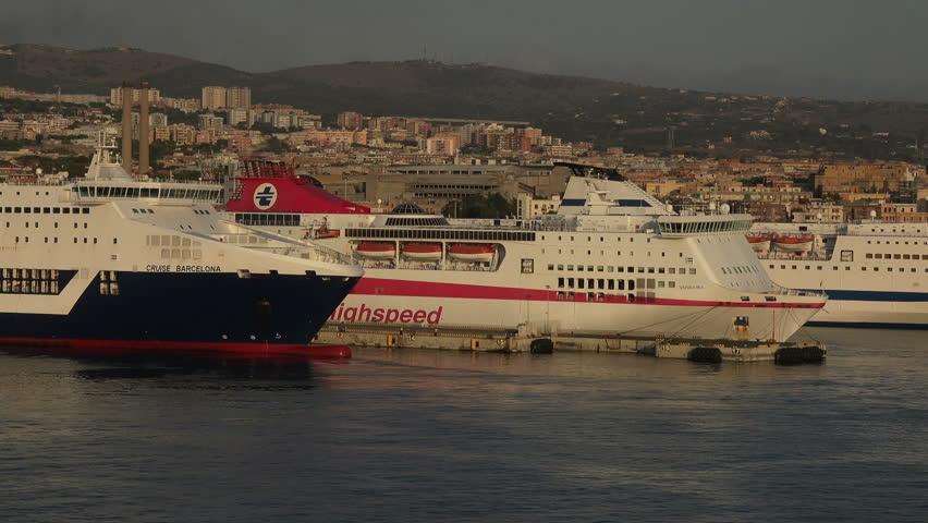 Civitavecchia italy sept 2014 rome italy civitavecchia - Rome civitavecchia italy cruise port ...