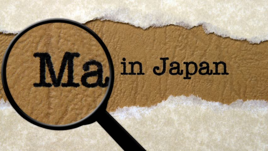 Magnifying glass on made in Japan