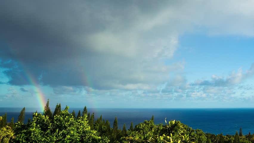 blue ocean clouds scenic - photo #18