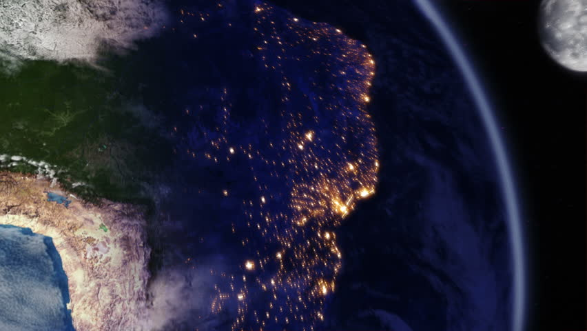 north america from space hd - photo #14