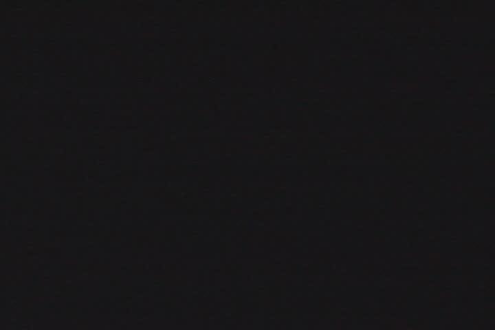 NTSC: Hot air balloon - bursts of burner at night - SD stock video clip