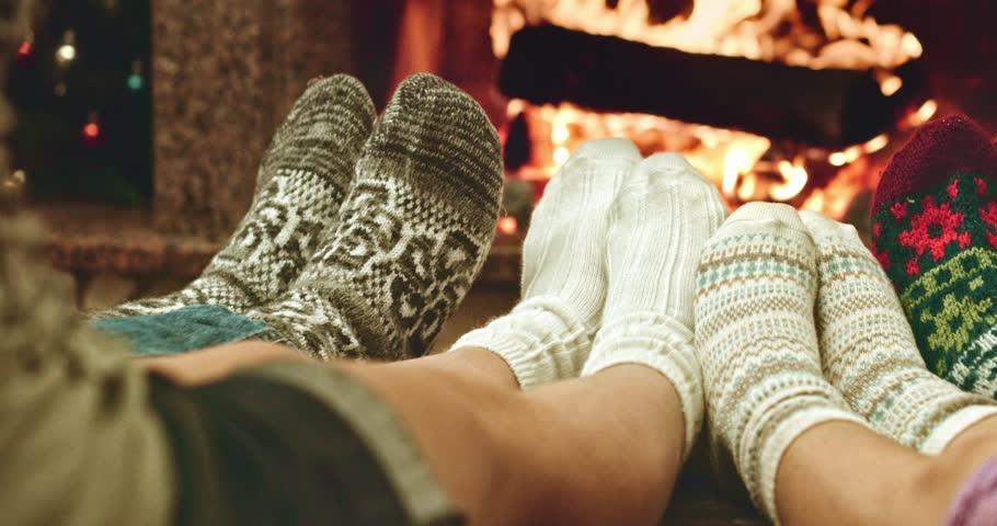 warm cozy home design winter