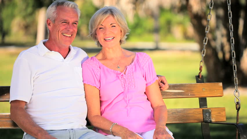 Montage lifestyle of successful senior couple enjoying their retirement - HD stock footage clip