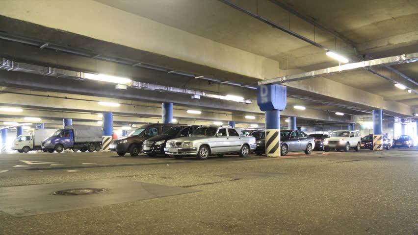 Parking timelapse
