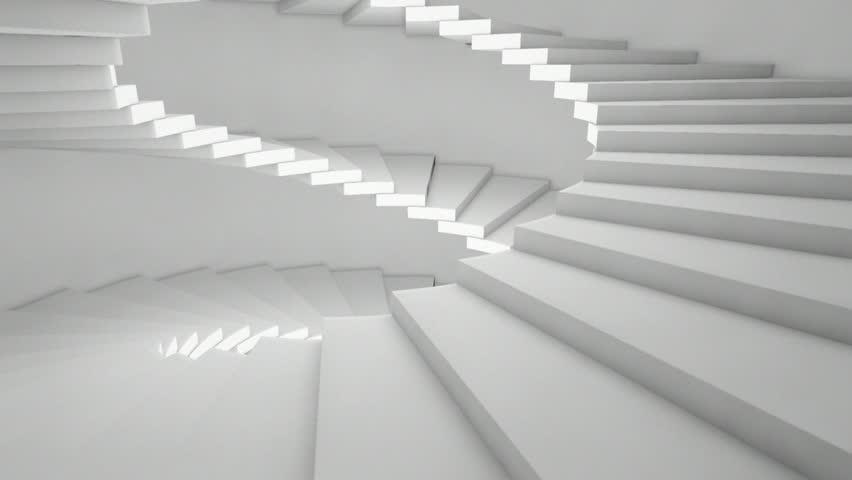 endless spiral staircase
