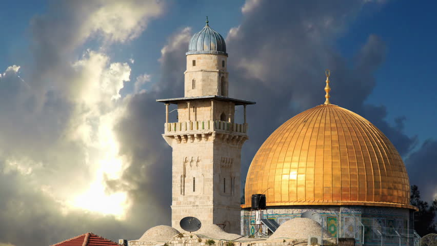 Old synagogue in lucenec slovakia stock footage video - Al aqsa mosque hd wallpapers ...