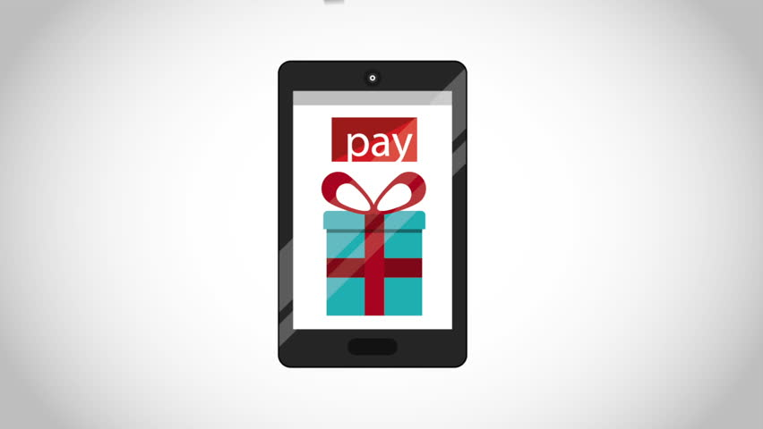 Pay online design, Video Animation HD1080