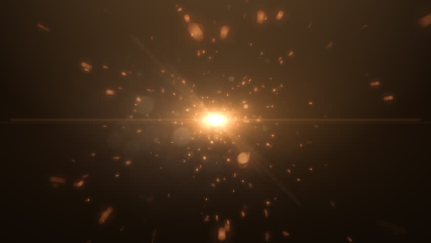 Star Explosion. HD. Loop