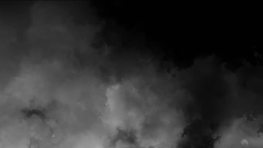 clouds - HD stock video clip