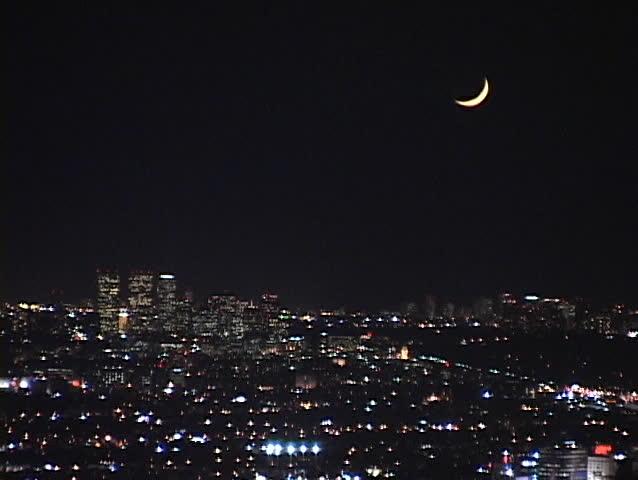 city night sky hd - photo #20
