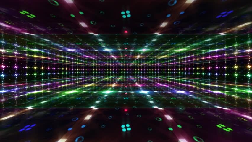 Disco Dance Floor Background Loop Stock Footage Video (100 ... |Club Dance Floor Background