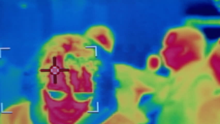 Thermal Imaging Stock Footage Video - Shutterstock