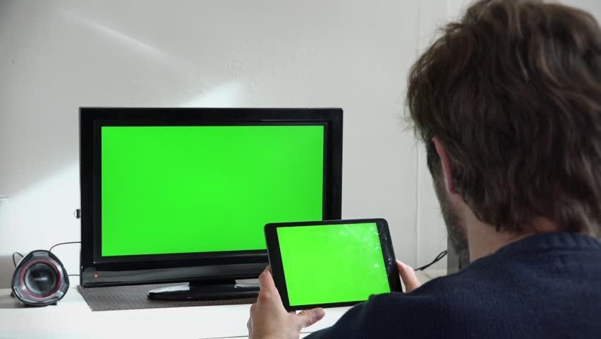 free green screen 1080p tv