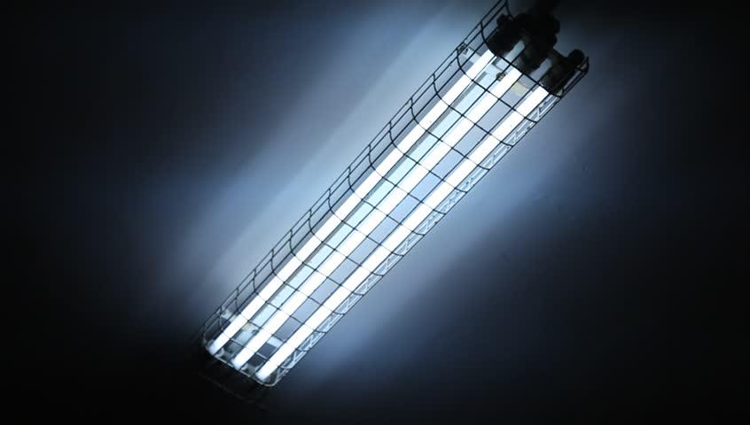 how to change neon light tube