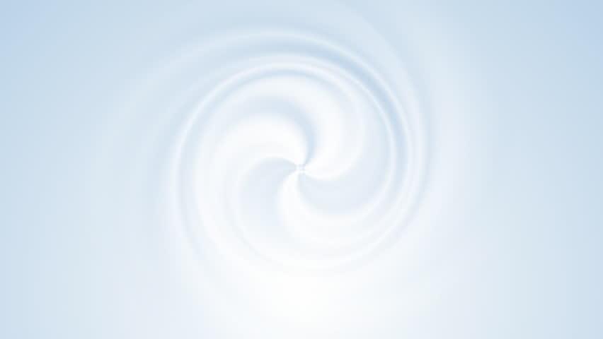 Light Blue Swirl Background