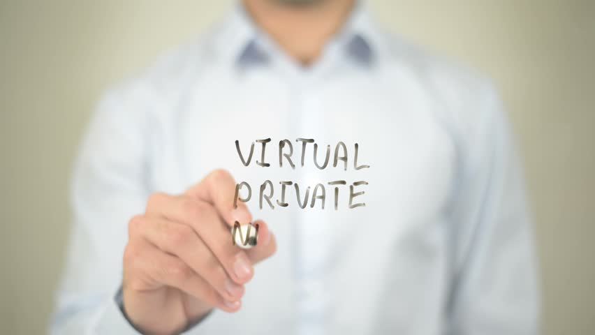 Virtual private network definition/meaning