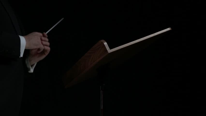 Conductor | Shutterstock HD Video #14991910