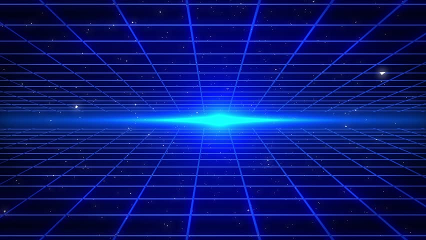 Subatomic particles loop background hd repeats seamlessly for any tech use stock footage - Cg background hd ...