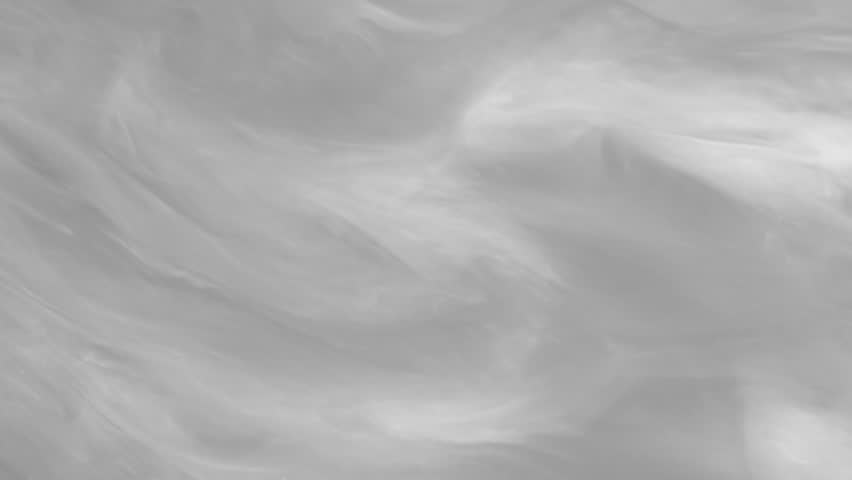 Dark Swirling Smoky Clouds Looping Animation.