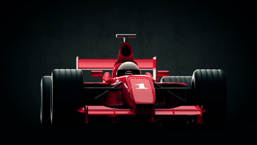 Racecar | Shutterstock HD Video #1581559