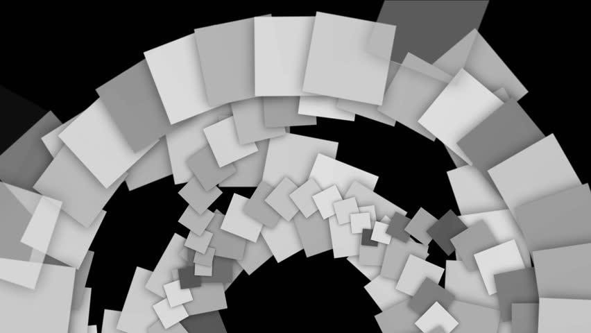 Spiral paper clips