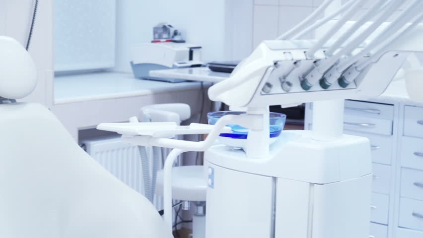 Dental chair stock footage video shutterstock for Chaise dentaire