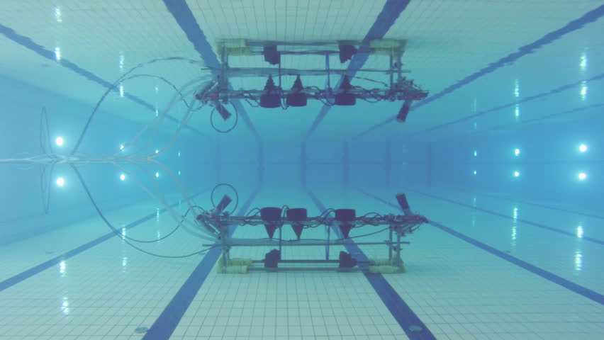 swimming pool bubble machine