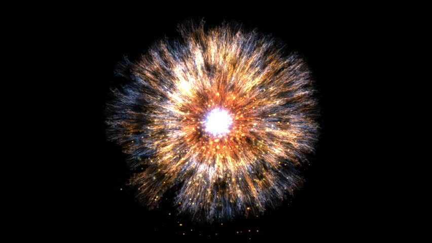 4k Fireworks energy particle firecracker explosion background,pupil eye,galaxy cluster explosion power science fiction space. 3898_4k | Shutterstock HD Video #16008100