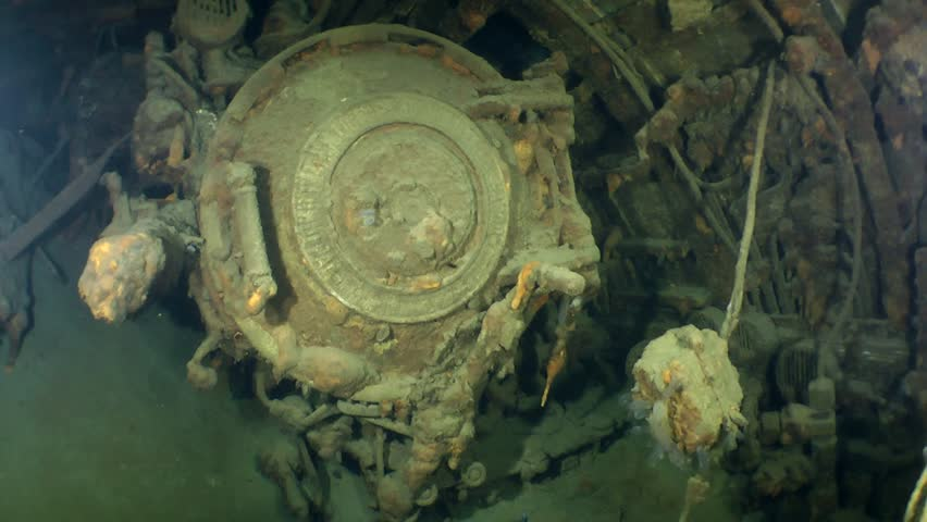 Looking for Procedure used to Reverse Titanic's Engines