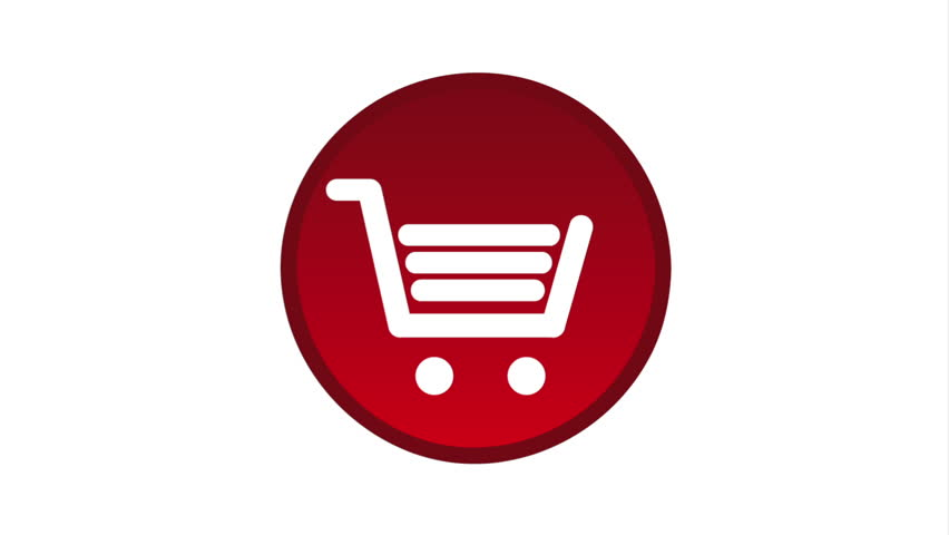 electronic commerce , video animation - HD stock footage clip