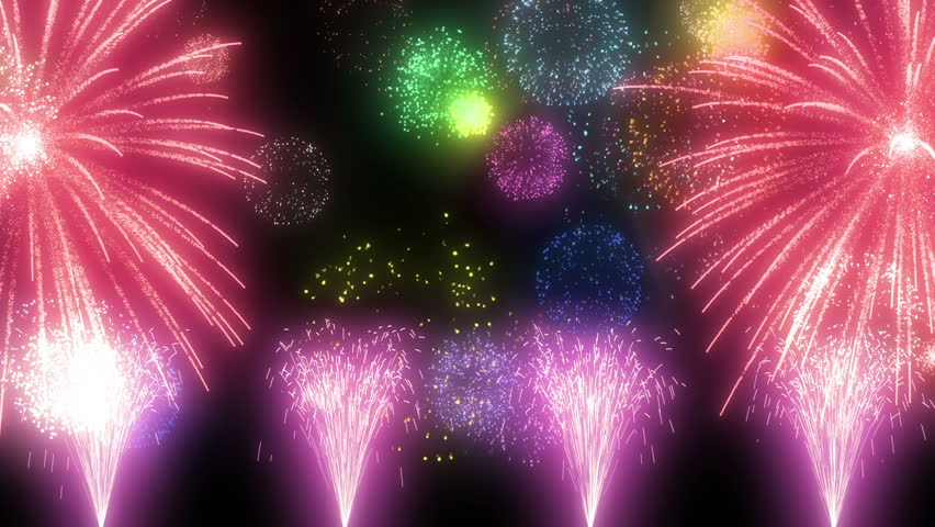 Image of fireworks | Shutterstock HD Video #16354231