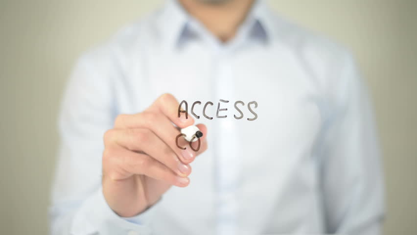 Header of access control