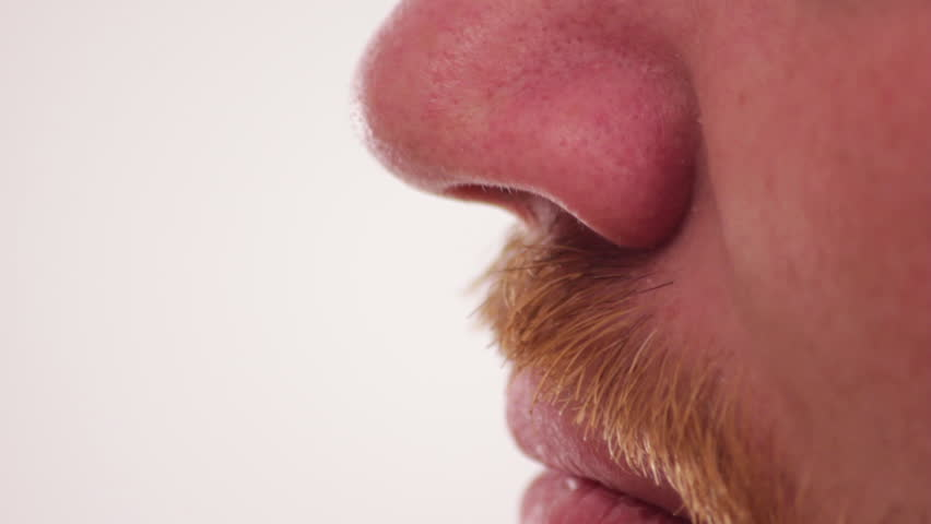 how to stop flaring nostrils
