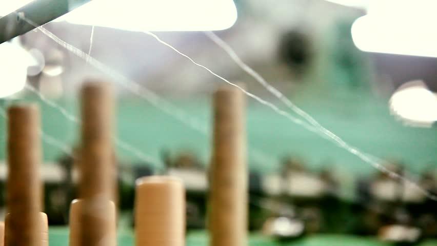 Fiberglass closeup. - HD stock video clip