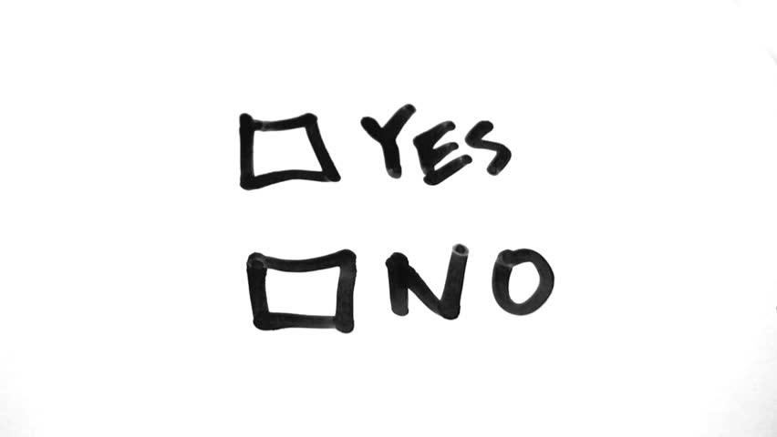 Check, check box, checkbox, done, ok, select, tick icon |Check Box Yes