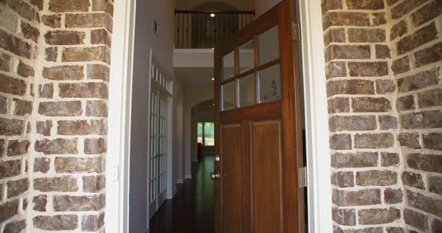 Open House Door