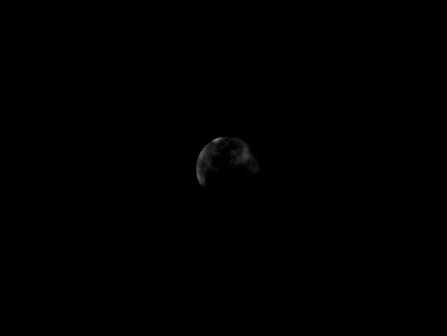 Moon - SD stock video clip