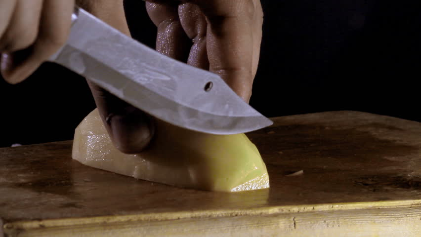 Carving knife definition meaning