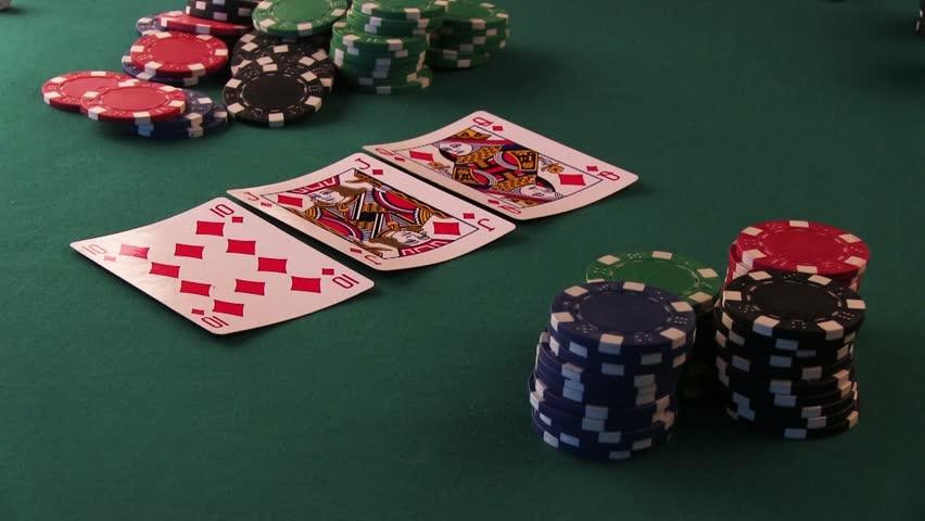 Настоящий покер