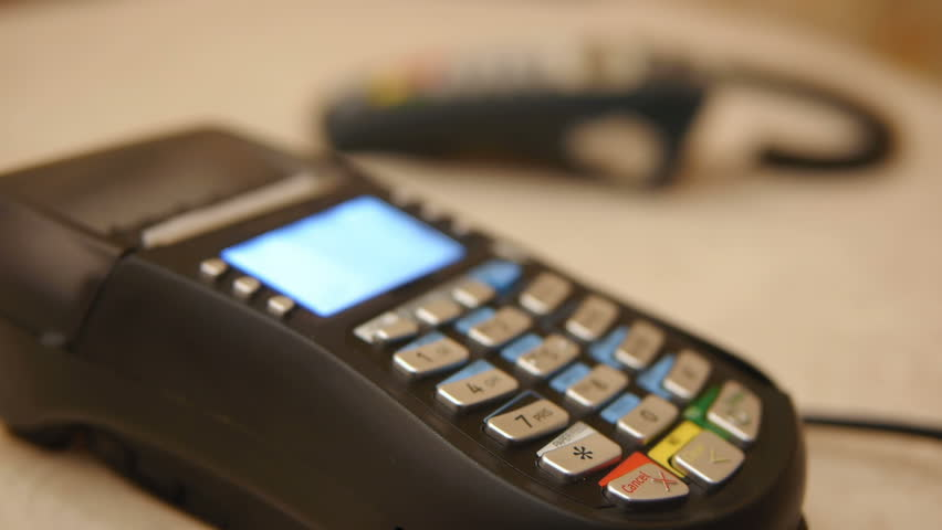 HD - Credit Card Terminal