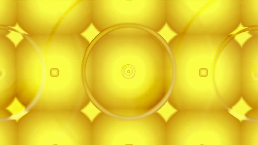 circle round,radar pulse. - HD stock footage clip