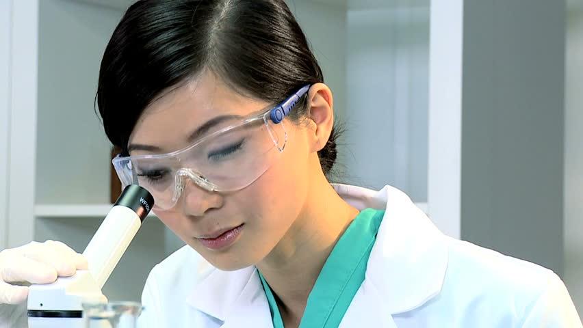 Asian medical students