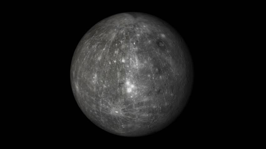 Mercury - HD stock footage clip