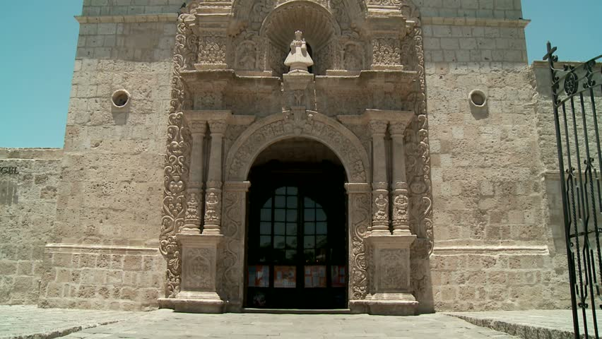 Church in Arequipa