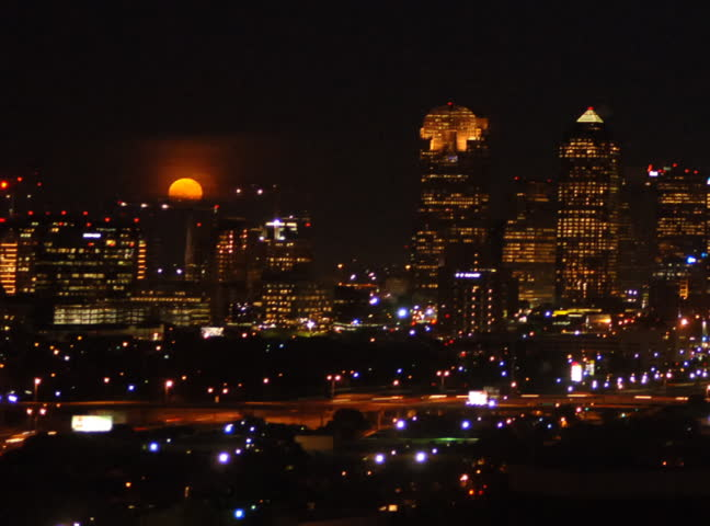 red moon los angeles - photo #13