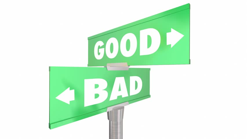 Nagels negative good vs negative evil