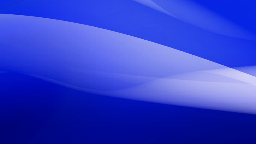 An abstract blue wave. This animation is a seamless loop. - HD stock video clip